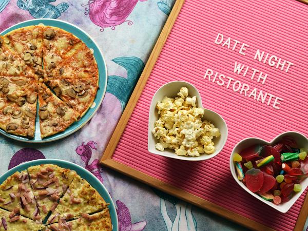 Date night with Ristorante AD