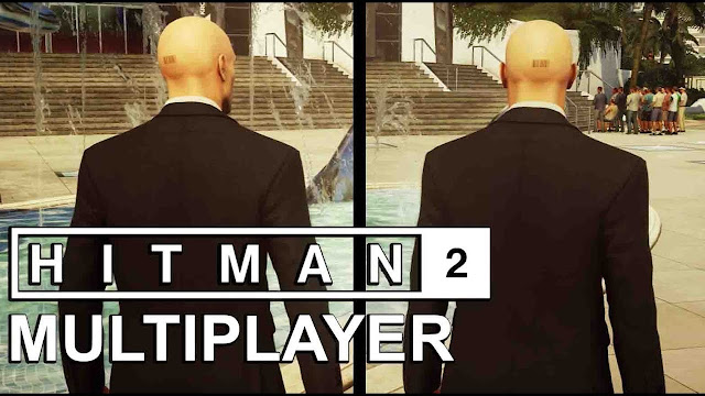 Ghost Mode hitman 2