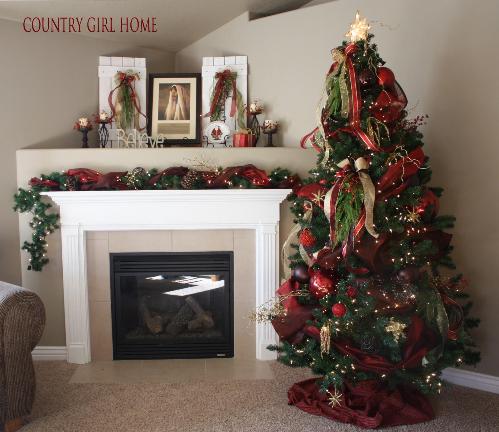Country Girl Home More Christmas