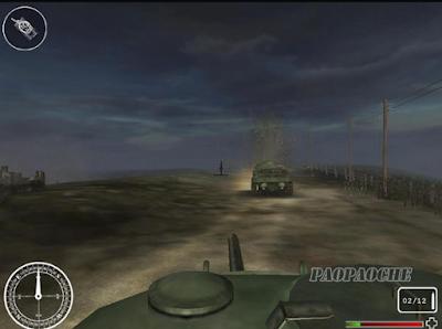 二戰坦克指揮官(WWII Tank Commander),好玩的動作射擊遊戲!