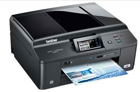 Brother DCP-J725DW Printer Driver Download