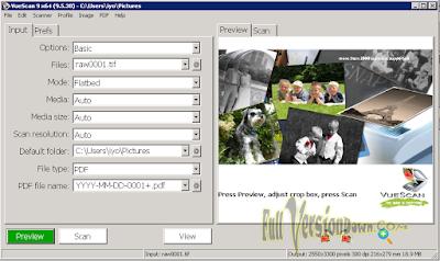 VueScan v9.5.38 Full Version