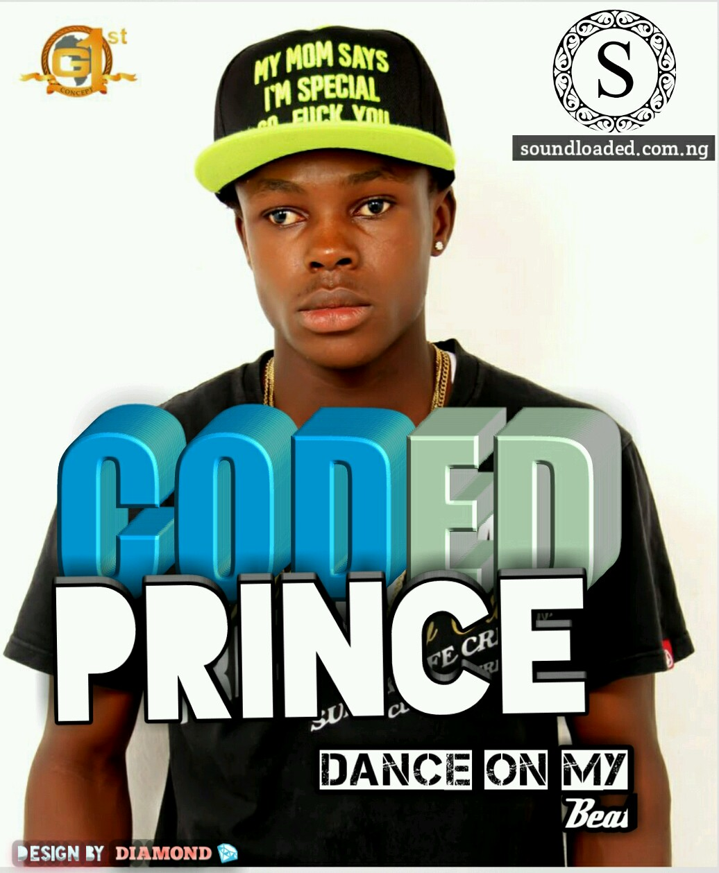 Coded Prince dance on my beat