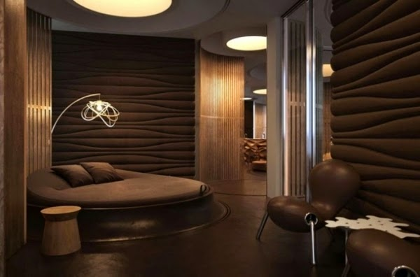 20 Awesome Brown Bedroom Ideas Luxury Color Schemes