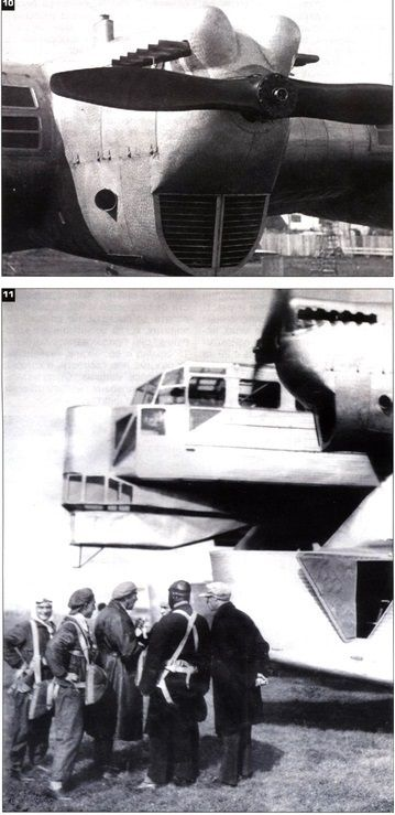 World War II in Pictures Kalinin K7 Soviet Bomber