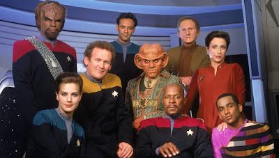 Happy 25th Birthday to STAR TREK: DEEP SPACE NINE