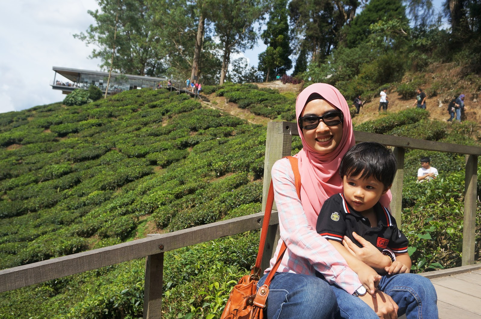 Sweet Escape To Cameron Highland, Pahang With Familia│Mesmerizing Green View At The Boh Tea Centre, Sungai Palas