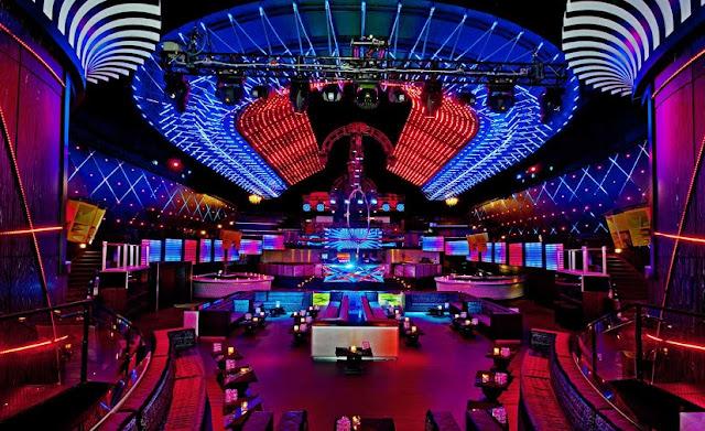 Balada Mansion Night Club em Miami Beach