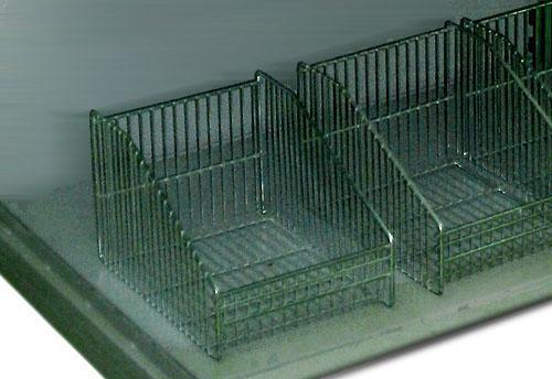 Фото металлические ящички для стеллажа