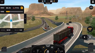 Game Truck Simulator PRO 2 V1.5 MOD Apk + DATA ( Full )