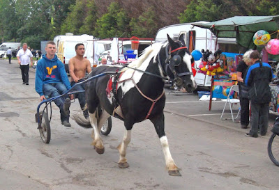 Are you going to Brigg Horse Fair 2016 - to be held on Friday, August 5th? Picture five on Nigel Fisher's Brigg Blog