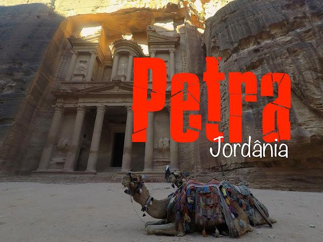Visitar Petra, Jordânia