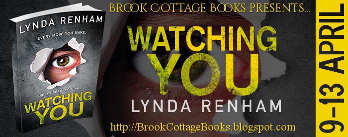 Rae Reads Watching You By Lynda Renham Lyndarenham Blogtour
