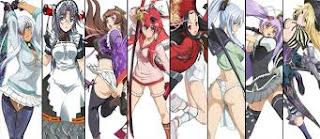 Hyakka Ryouran OVA