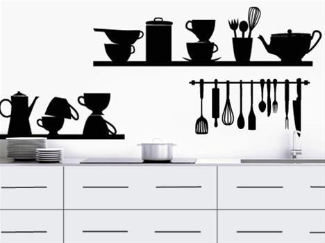 Decorative Vinyls for Kitchen 1