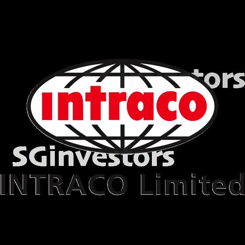 INTRACO LIMITED (SGX:I06) @ SGinvestors.io