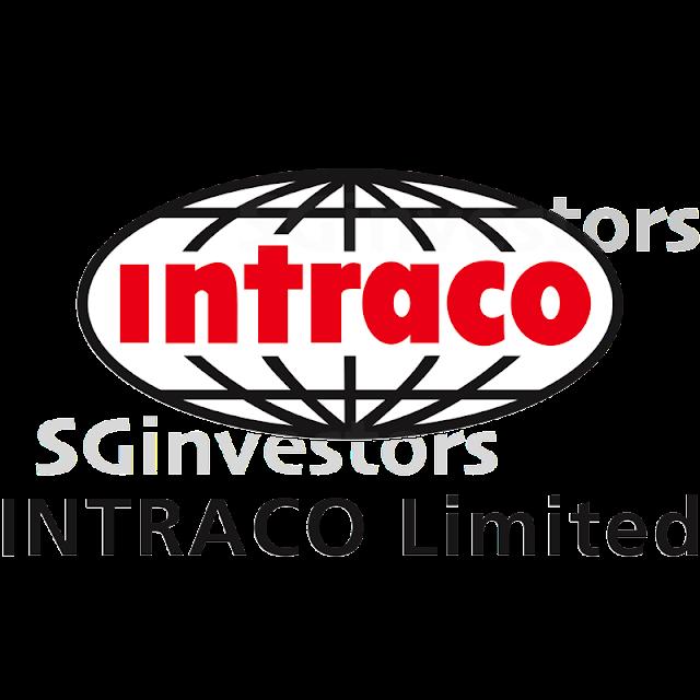 INTRACO LIMITED (I06.SI) @ SG investors.io