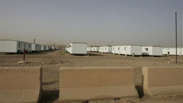 Last remnants of anti-Iran Mujahedin-e Khalq Organization (MKO) terrorists relocated from Iraq to Albania