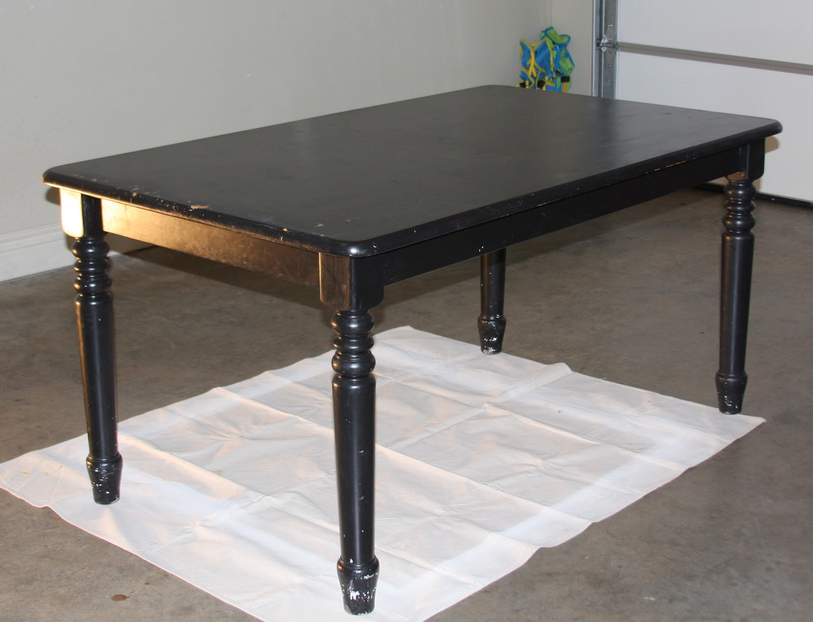 new kitchen table painting kitchen table New Kitchen Table