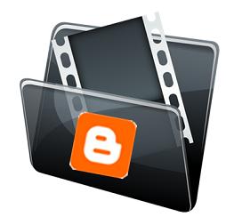 вставить видео с компьютера в blogger