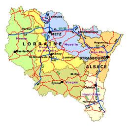 Alsácia-Lorena | França