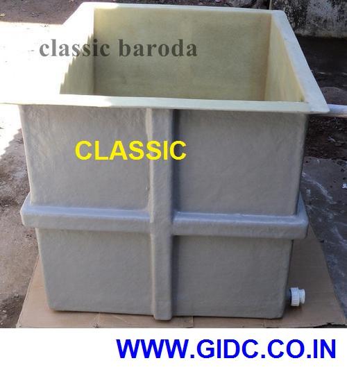 CLASSIC FIBREGLASS INDUSTRIES FRP Tank 1
