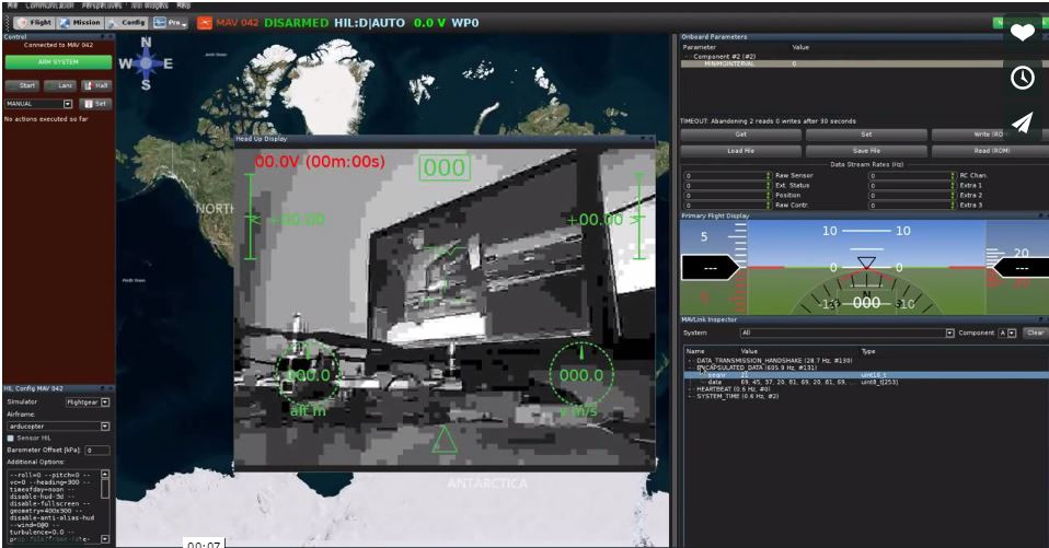 John Tate ERAU Unmanned Systems Blog: Control Station