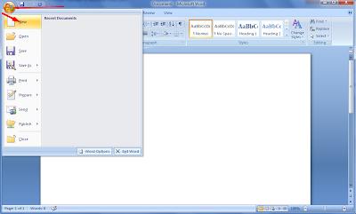 Cara membuat kalender di microsoft word