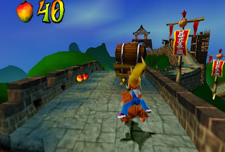 Crash Bandicoot 3 Warped - Jogo PS1