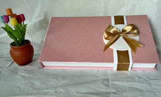 Kotak | Box Coklat HardCover (Album) Exclusive