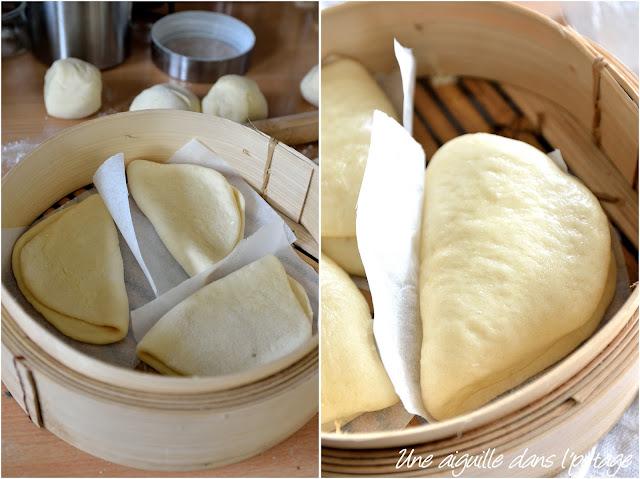 gua bao pain vapeur taïwanais