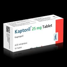 KAPTORIL 50 mg Tablet