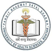 UHSR, rohtak, Haryana, Pandit Bhagwat Dayal Sharma, university of health Science,University, Health, Staff nurse Vacancy, Staff Nurse, Staff Nurse Jobs, Notification, recruitment,