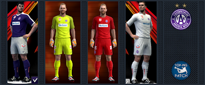 PES 2013 Other European Kitspack 2016/17 by Radymir