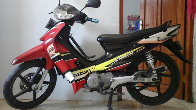 Suzuki Smash SR FD110XC