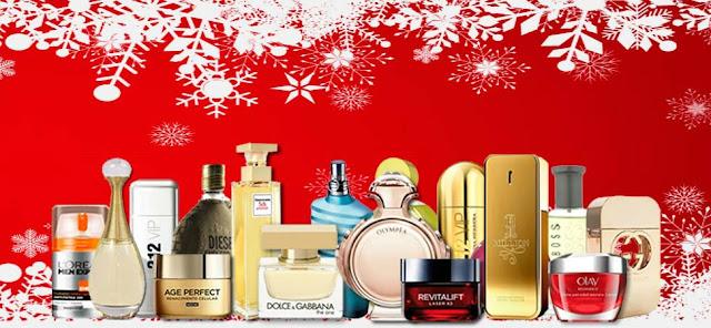 Perfumes para regalar estas Navidades