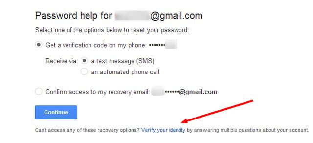 5 خطوات لإسترداد حساب جيميل المخترق او المسروق فى Gmail Account