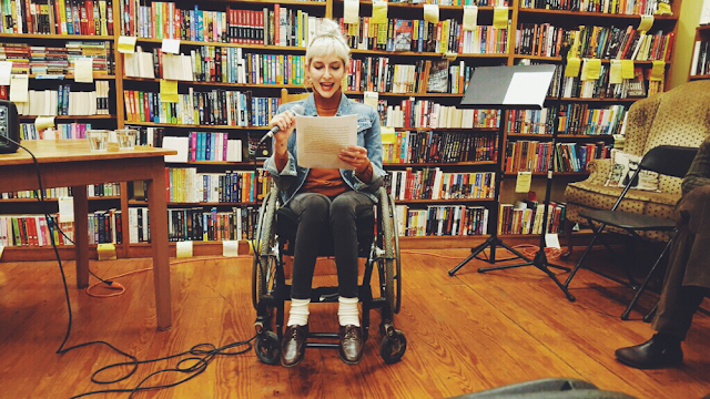thoughts on accessibility || This Little Miggy Stayed Home