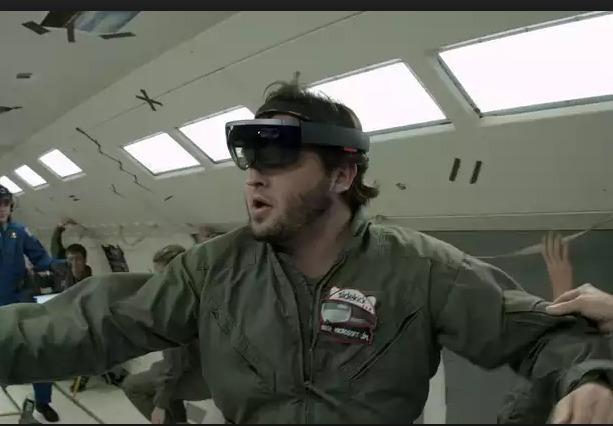 Ubisoft Taunts Two AR Game Prototypes That Are Running On HoloLens At Unite Europe