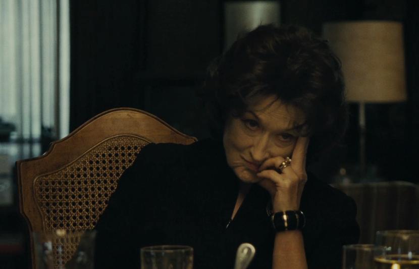 Meryl Streep dans Un Été à Osage County, de John Wells (2014)