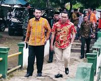 """Launching Buku """"Nurani Keadilan"""", Ketua MK RI Terharu dan Teteskan Air Mata"""