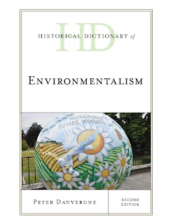 Historical Dictionary of Environmentalism (Historical Dictionaries of Religions, Philosophies, and Movements) 2nd Edition