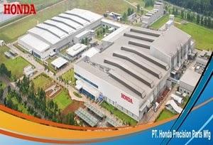Lowongan Kerja PT Honda Precision Part Mfg (HPPM)