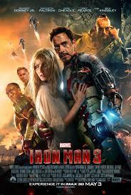 Iron Man 3 Action
