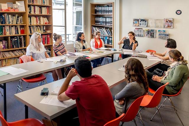 Escola de francês Eurocentre em Paris