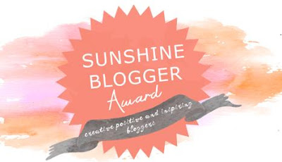 Nomination sunshine award
