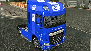 Dupe Transport skin for DAF Euro 6
