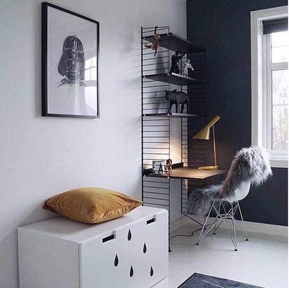 en fonction de vos besoins et ensuite d y apporter votre petite touche deco bien a vous voici quelques inspirations de coins bureaux a la maison