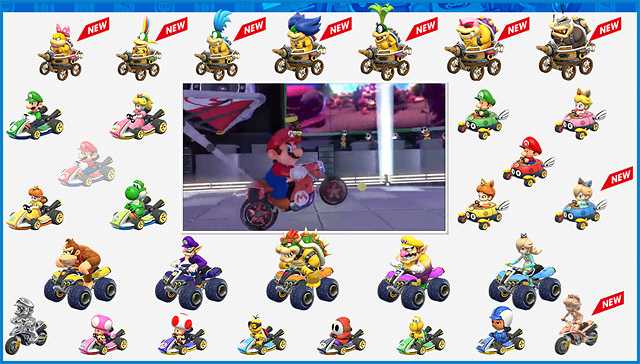 Mario Kart 8 Community Thread - Stabyourself.net forum