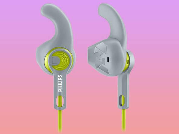 SHQ 1300 é o headphone da Phillips para os gostam de ouvir músicas enquanto malham